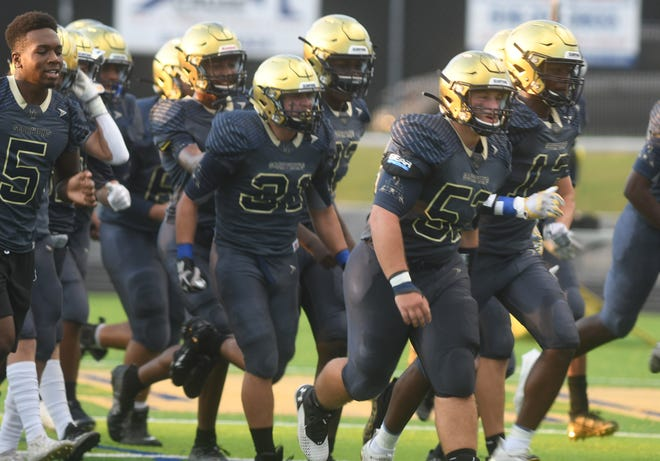 North Brunswick hopes to move to 2-1 on the season this Friday with a road game against South Columbus. Matt Born/StarNews