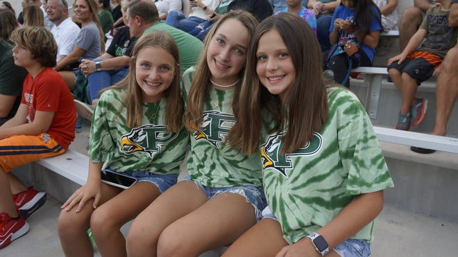 A community rally on  August 14 was held at the stadium and provided an opportunity for parents, siblings, and neighbors to celebrate the various teams that will compete in the fall.