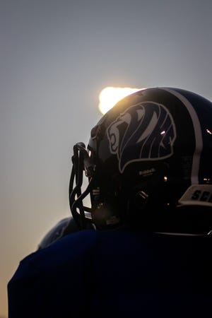 Cathedral City football opens season by hosting Rowland on August 21, 2021.