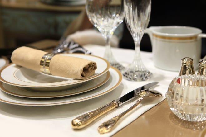 Dining settings