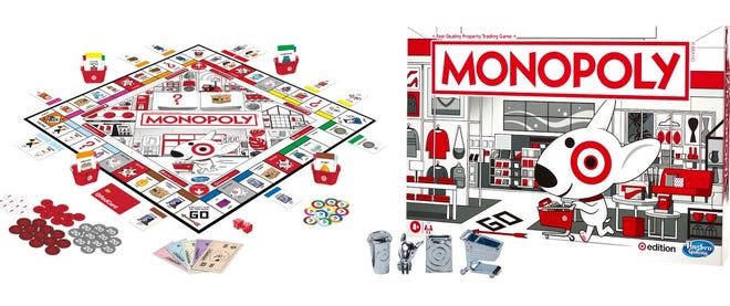 Monopoly: Target Edition