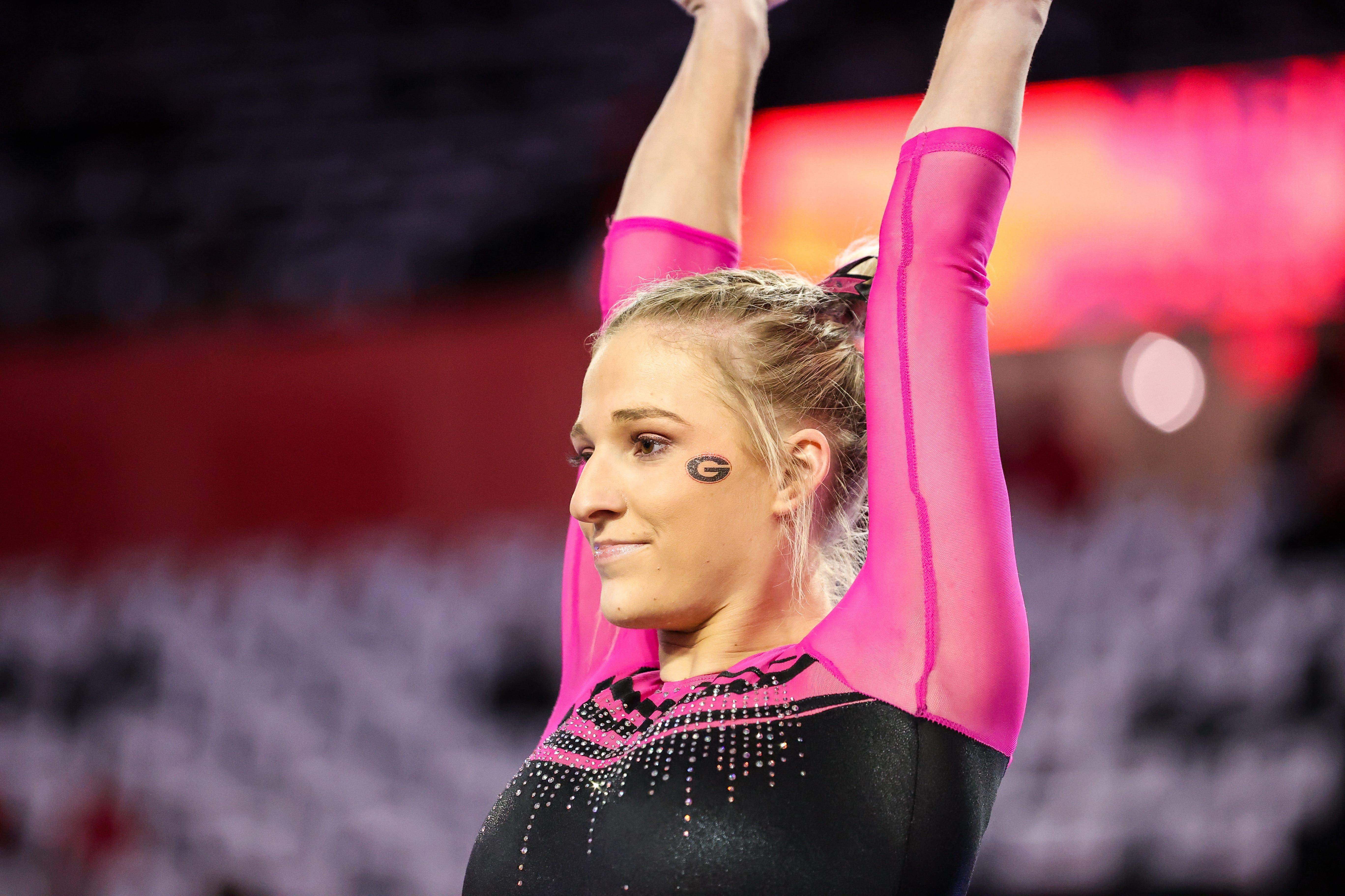 Georgia gymnast Rachel Baumann, Georgia Tech QB Jordan Yates sign NIL deals with Braves