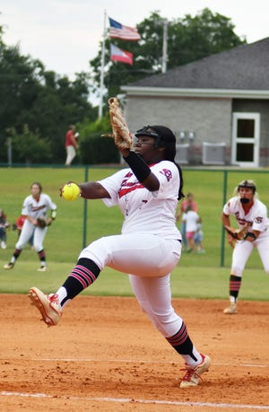 Freshman pitcher Tamia Pierce and her Lady Gamecock teammates may be able to return to their game schedule in the upcoming days.