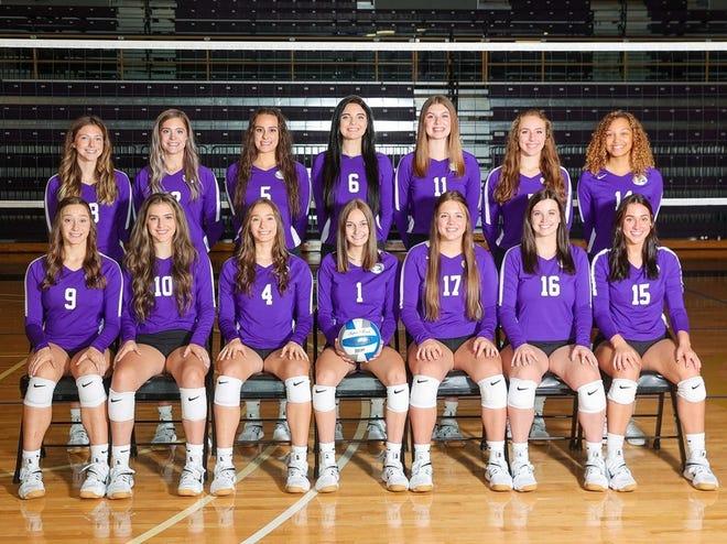 Butler CC Volleyball
