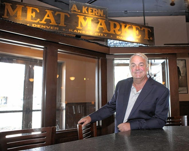 Mike Purdum, pictured in September 2019 at the Old Bag of Nails Pub in Clintonville, is selling the Gahanna location, along with the Pour House Tavern. He also plans to dedicate half of the Old Bag of Nails Pub at 2012 Tremont Center in Upper Arlington to his pizza venture.