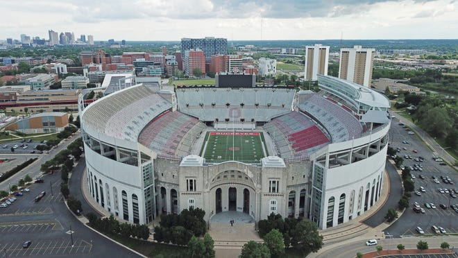 Central State faces Kentucky State at Ohio Stadium on Saturday.