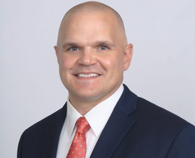 Ben Grumbles is an Orange Township trustee