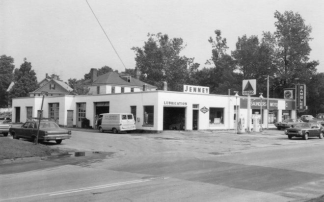 Saunders Motors on West Broadway in Gardner.