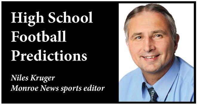 Niles Kruger high school football predictions logo