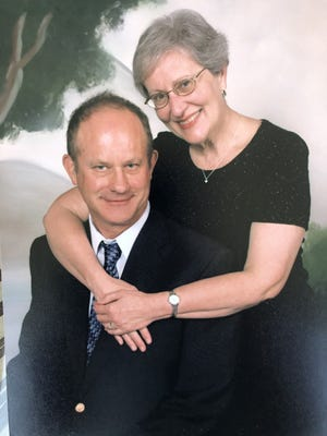 MR. AND MRS. PAUL (MARY) MERZ