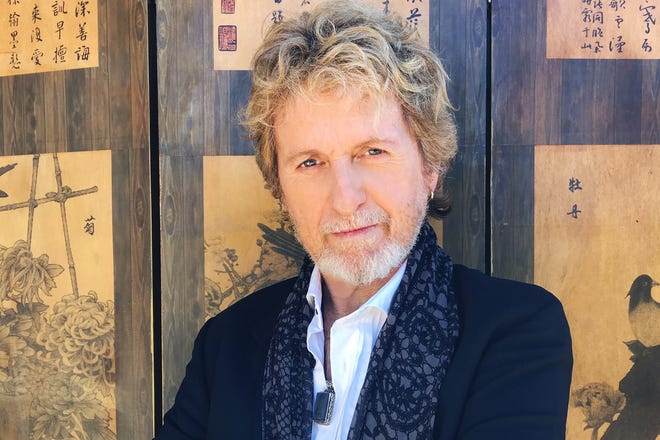Jon Anderson, former vocalist of the legendary band Yes, is performing Tuesday night at the Canton Palace Theatre. Tickets are still available online at the venue's website.