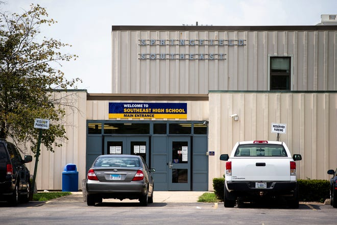 A student was stabbed Monday at Southeast High School, 2350 E. Ash St. [Justin L. Fowler/The State Journal-Register]