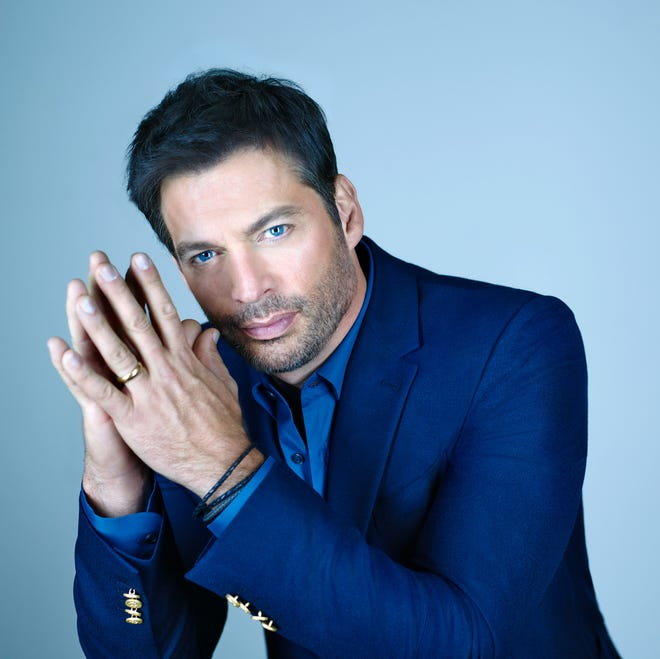 """Harry Connick Jr. plays Wilmington's Live Oak Bank Pavilion on Aug. 25. His latest album, """"Alone with My Faith,"""" is a collection of orginal songs and interpretations of well-known spirituals and hymns."""