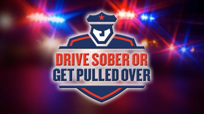 Drive Sober or Get Pulled Over campaign logo