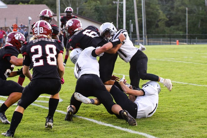 Robbinsville entered its Week 1 game against Asheville without having scrimmaged and missing multiple players due to a positive COVID-19 test within the program.