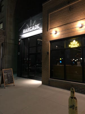 Barcade in Midtown is open daily at 5 p.m.