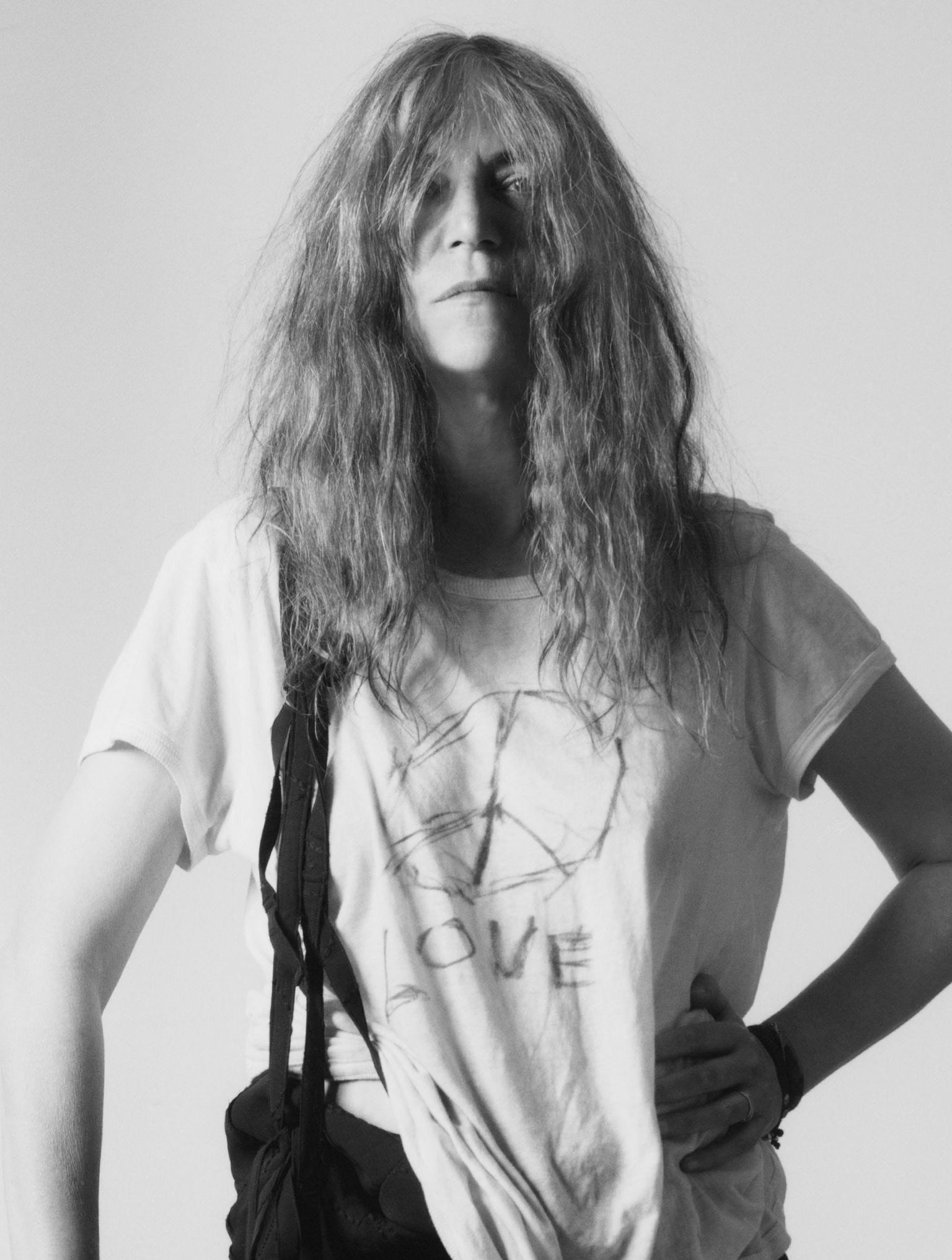 Punk icon Patti Smith headlining the Ryman Auditorium this fall