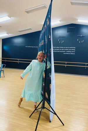 Bella Cramer, Age 11, will play Elsa in the holiday show.