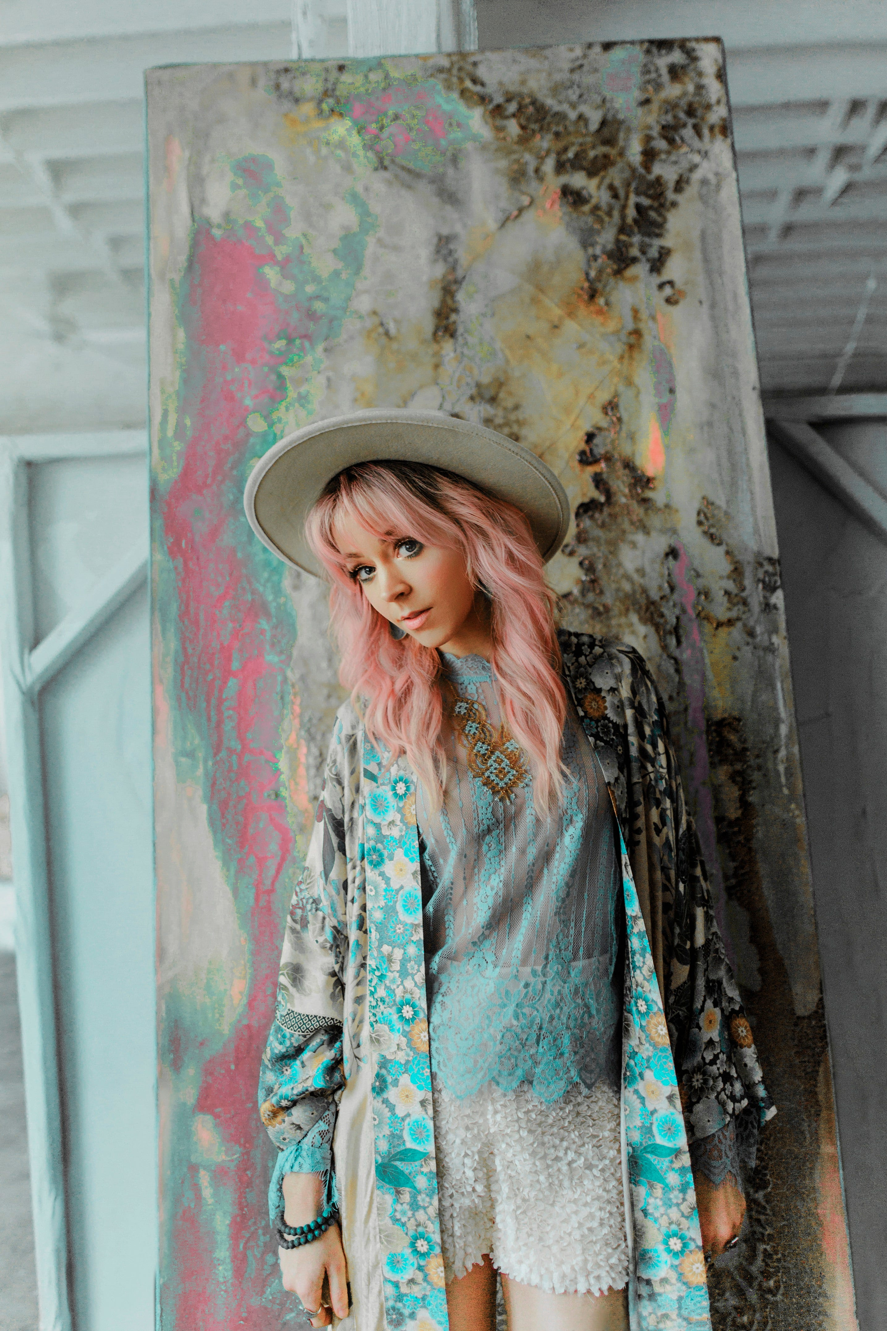 How Lindsey Stirling found her happy place on tour:  It just feels extra magical now