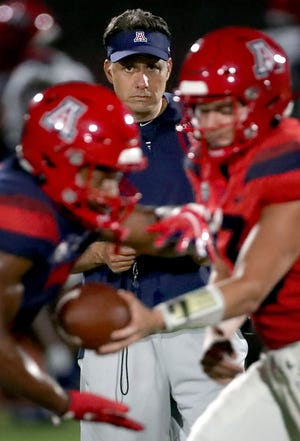 Jedd Fisch's Arizona Wildcats have hurdles to clear if they want to snap a 16-game losing streak.