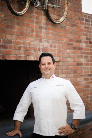 Christopher Collins, the chef and owner of the Common Ground Culinary restaurant group, plans to bring two new restaurants to Seventh Street in Phoenix.