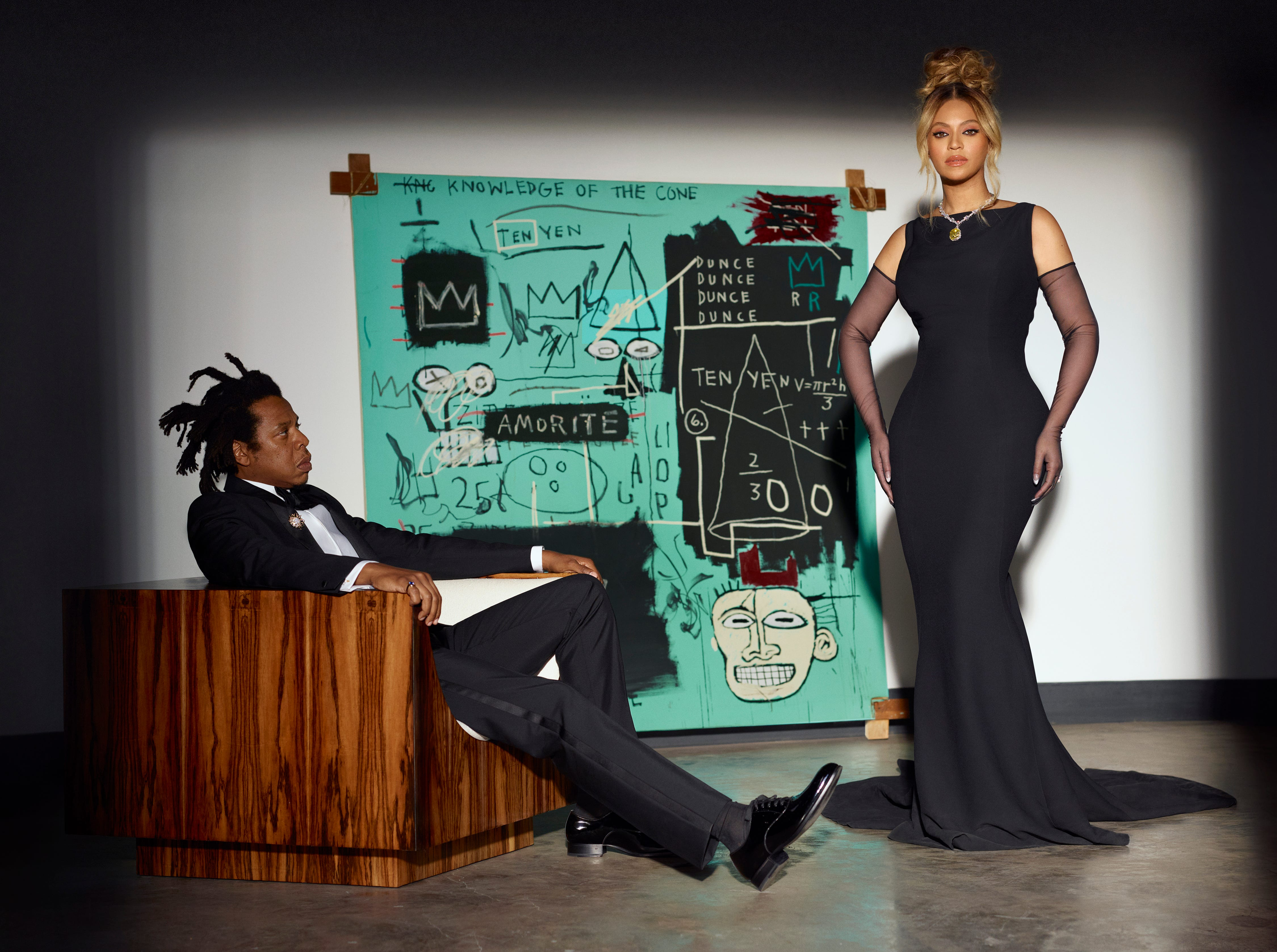 Beyoncé makes  Breakfast at Tiffany s  her own in a gorgeous reimagining of  Moon River