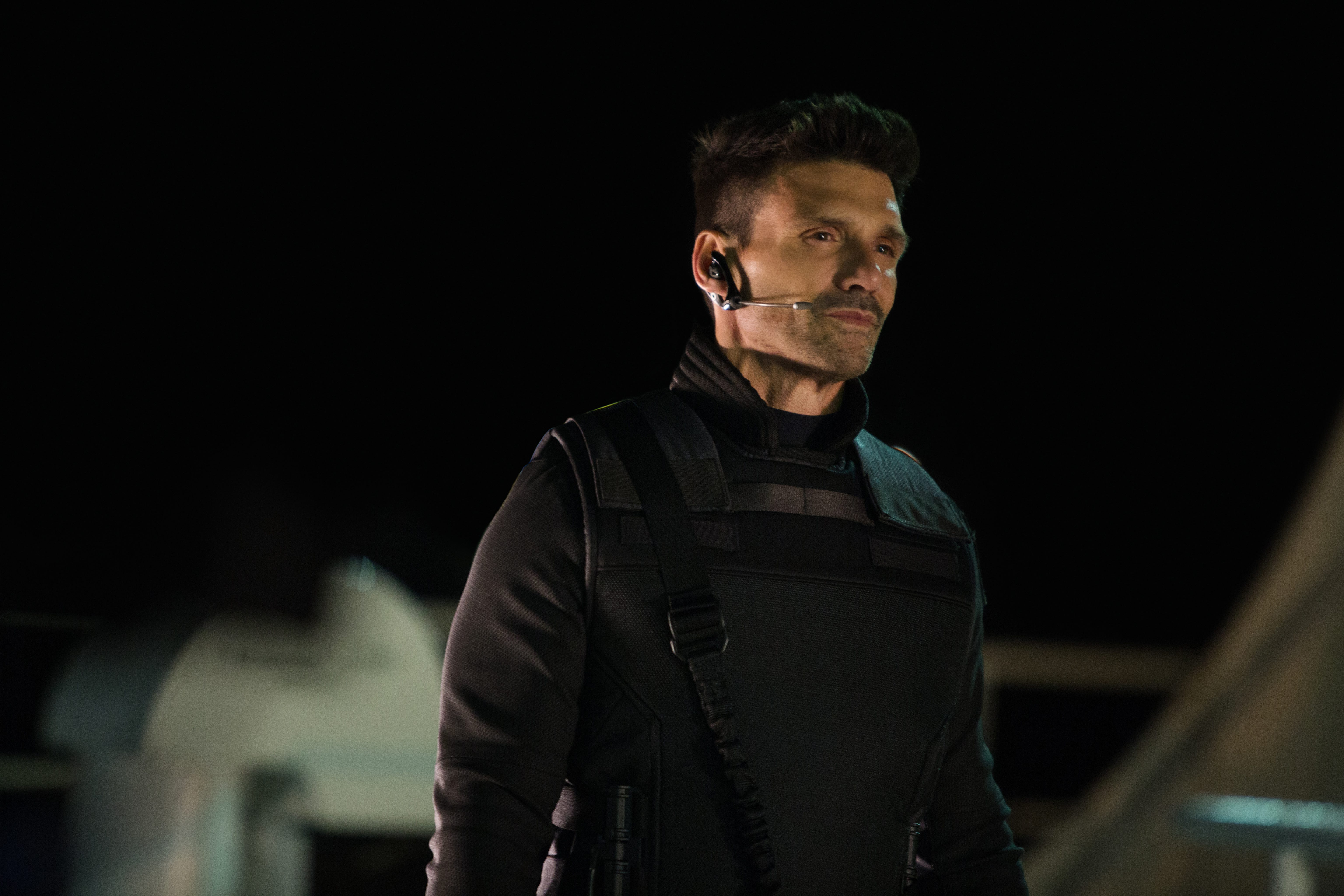 Frank Grillo reprises Marvel bad guy for  What If...?  whodunit:  When they call, you pick up