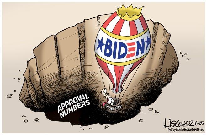 Biden ratings