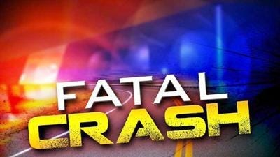A Houston man died Monday morning after a crash near Sonora.
