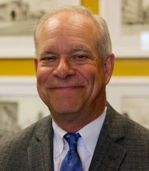 Bruce Luecke, president and CEO of Homeport, is retiring this year.