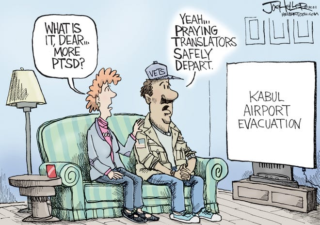Translators by Joe Heller