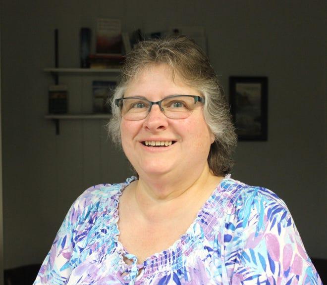 Photo of new Executive Director, Krista Carter.