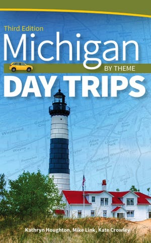 """Four Monroe County locations are mentioned in the new book """"Michigan Day Trips by Theme."""""""