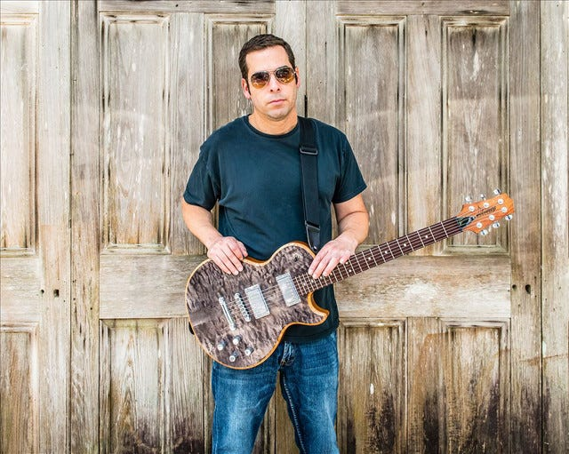 Blues guitarist Albert Castiglia will be performing at the upcoming 4th Annual B3 Festival on Sunday, Sept. 5.