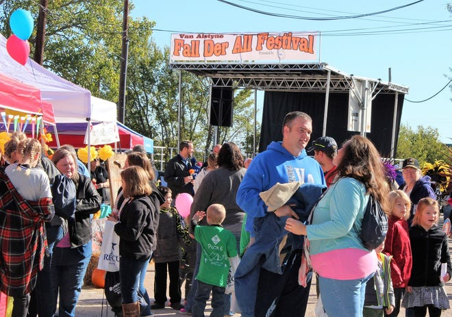For the second consecutive year there will be no Fall-der-All in October. Organizers plan to re-schedule the event after the CentralSocial District parkopens.