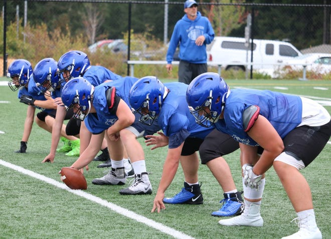 North Mason's football team won't be able to play in Week 1 against Shelton or Week 2 against Chief Sealth due to a player testing positive for COVID-19.