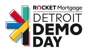 Fifteen finalists will compete in Rocket Mortgage's Detroit Demo Day.