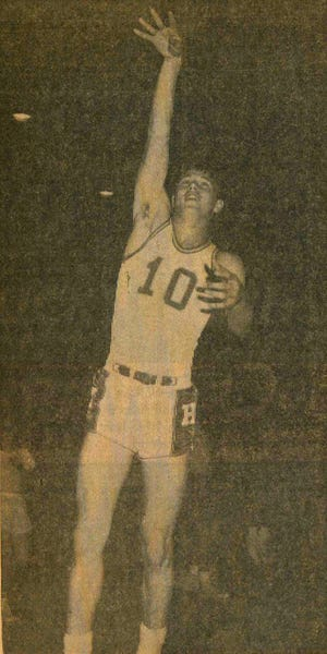 Kenny Buckman, a 1966 graduate of Holy Name High School, is one of the members of the 2020 class of the Henderson County Sports Hall of Fame.