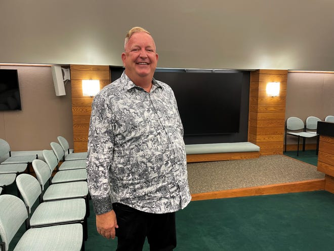 Brighton pastor Bill Bolin was appointed to the Huron-Clinton Metropolitan Authority Board on Aug. 23, 2021.