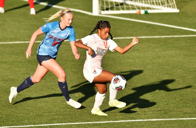 Lexington alum Lacee Bethea scored her second career goal in a loss to Michigan. She scored just 50 seconds into the match, the second-fastest goal in BGSU history.