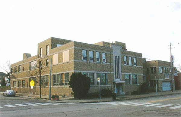 A former dairy distribution center on Milwaukee's east side is to be converted into apartments.