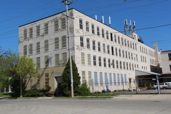 The historic Perlick Corp. complex on Milwaukee's north side could be converted into senior apartments.
