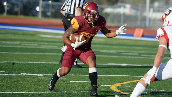Isaiah Cherrier and Northern State went 6-5 in 2019