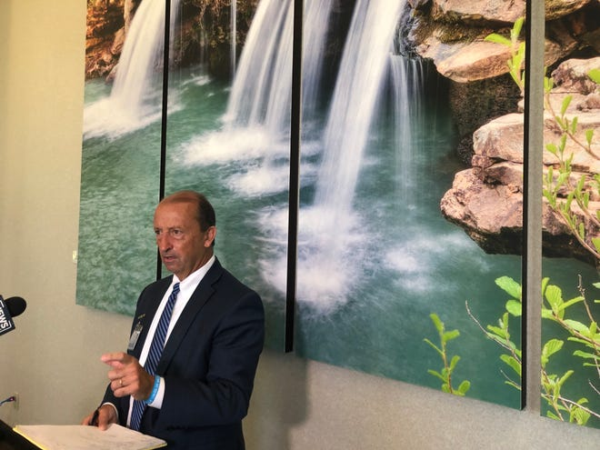 CoxHealth CEO Steve Edwards announced on Aug. 24, 2021 that the health care system would raise entry-level employee pay to $15.25 per hour, at a cost of $25.5 million.