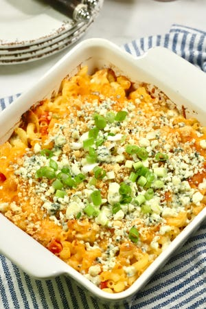 Are you looking for an easy, make-ahead chicken pasta casserole that your family will love?