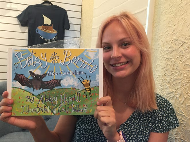 """Abby Hugill, a senior at Maclay School, will launch """"Betsy and Bernie, Eco-Guardians"""" at Midtown Reader during """"Kidtown Readers Story & Craft Hour"""" on Aug. 28."""