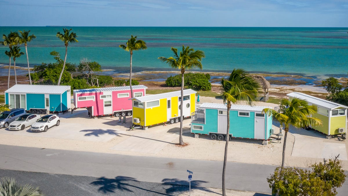 Tiny house rentals soar in popularity: Check out sites in Tennessee, Arizona, Florida