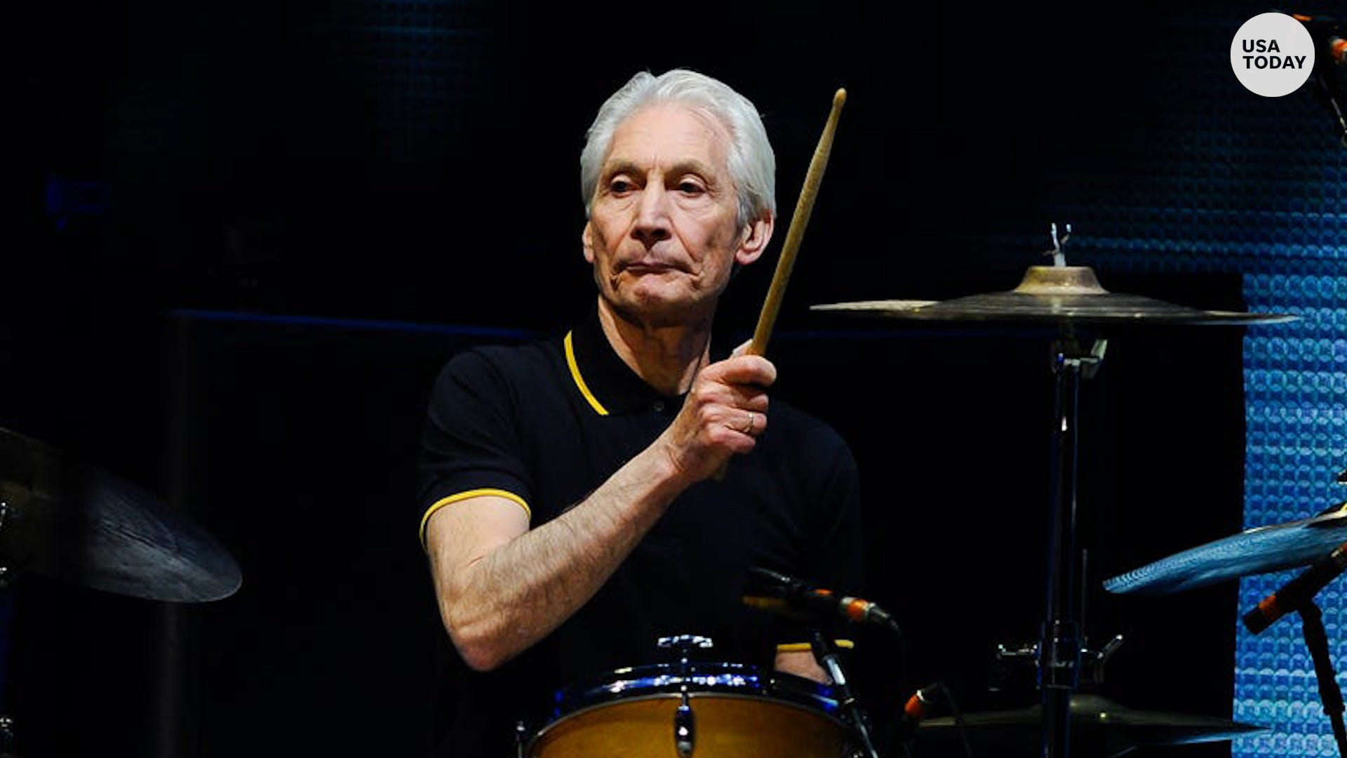 One of the greatest : Mick Jagger, Keith Richards, more mourn Rolling Stones  Charlie Watts