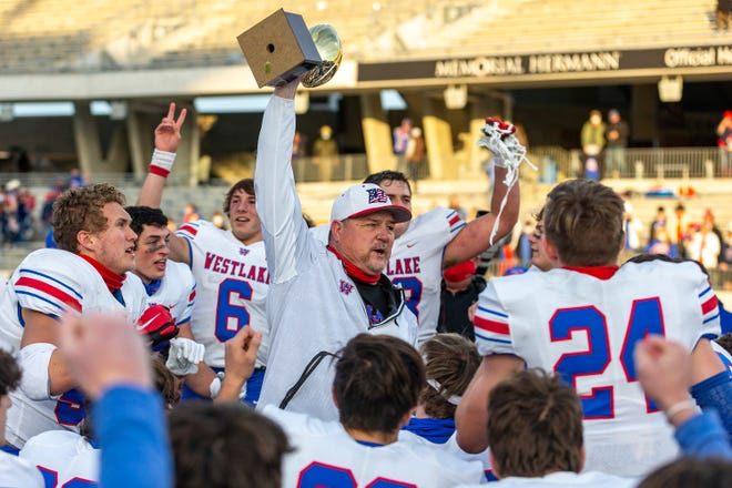 Westlake head coach Todd Dodge, who has led the Chaps to back-to-back state championships, will retire after the end of the 2021 football season. The Chaps enter the season ranked atop the Statesman's area poll.