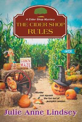 """""""The Cider Shop Rules"""""""